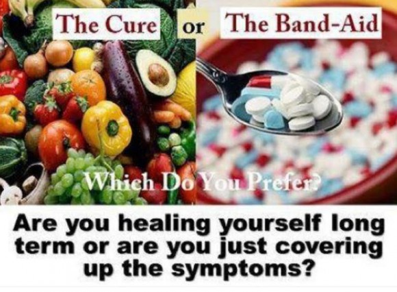 cure vs. band - aid