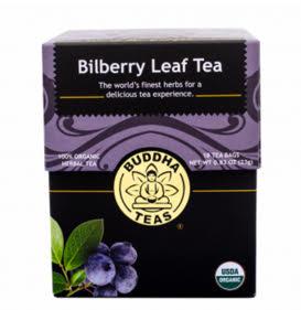 bilberry buddha
