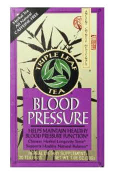 triple leaf high blood pressure