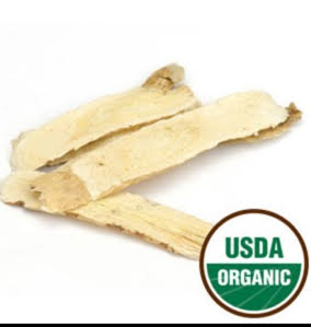 astragalus sliced root