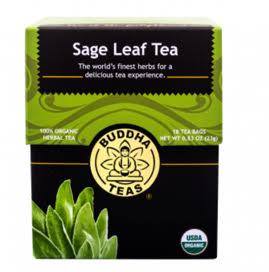 sage tea bags