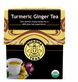 turmeric tea